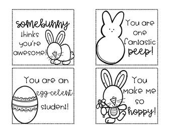 Spring Positive Notes and No Homework Passes