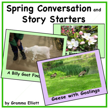 Spring Posters for a Print and Post Bulletin Board
