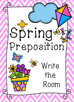 Spring Preposition