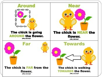 Spring Preposition Packet