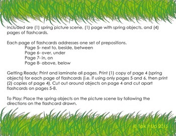 Spring Prepositions #may17slpmusthave