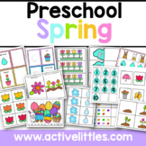 Spring Preschool Box for Preschool