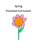 Spring Preschool Curriculum