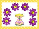 Spring Preschool Math Games 1-12
