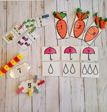 Spring-Preschool-Number -Packet
