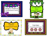 Spring Preschool Pack Bundle