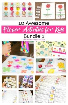 Spring Printable Bundle and 120+ Spring Ideas