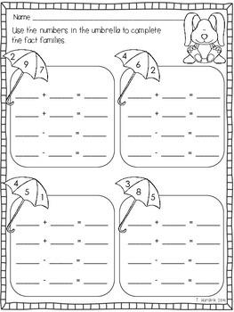 Spring Printable Packet