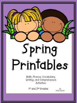 Spring Printables Freebie