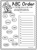Spring Printables, Math, Phonics, Comprehension, Writing,