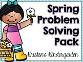 Spring Problem Solving Pack