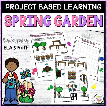 Spring Project Based Learning May - Kindergarten