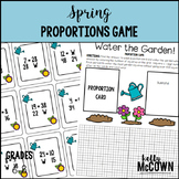 Spring Proportions Game