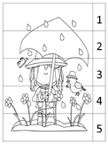 Spring Puzzles- Bundle