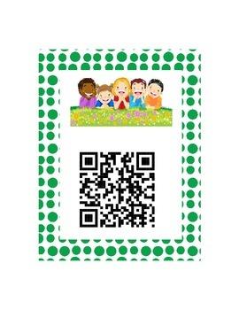 Spring QR codes center