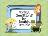 Spring Question Cards-Instacards