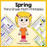 Spring No Prep Common Core Math (3rd grade)