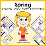Spring No Prep Common Core Math (4th grade)
