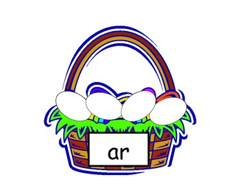 Spring R Controlled Vowels Game