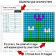 Spring - Ratios & Proportions - Google Sheets Pixel Art