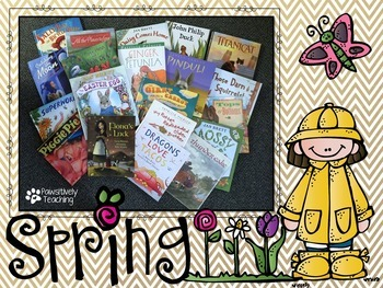 Spring Read Alouds: Interactive Read Alouds