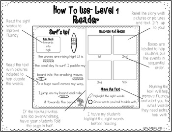 Reading Comprehension Passages and Questions~ Summer Reading Passages