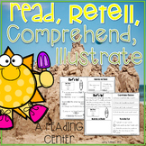 Reading Comprehension Passages and Questions~ Summer Readi