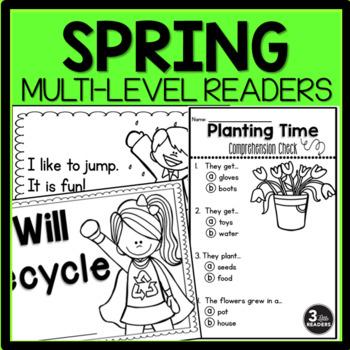 Spring Readers  (Multi-Level Books)