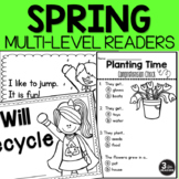 Spring Readers  (Multi-Level Books)