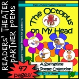 Spring - Readers' Theater Springtime Poems for 2 Readers (Grades 3-6)