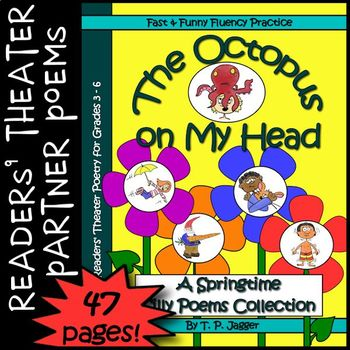 Spring - Readers' Theater Springtime Poems for 2 Readers (
