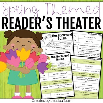 Reader's Theater, Spring Activities for Reading