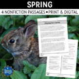 Spring Reading Passages