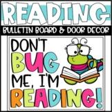 Spring Reading Bulletin Board or Door Decoration