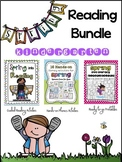 Spring Reading Bundle for Kindergarten