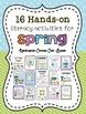 Spring Reading Bundle for Kindergarten