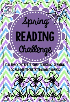 Spring Reading Challenge