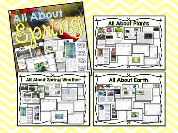 Spring Activities Bundle