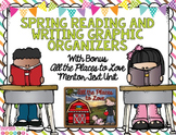Reading and Writing Graphic Organizers - Spring Theme