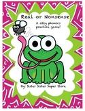 Spring Real vs Nonsense CVC Game Full Pack