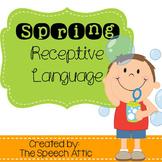 Spring Receptive Language