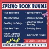 Spring Book Unit Bundle