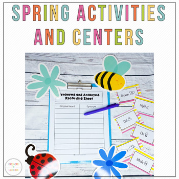 Spring Resource Packet