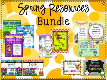 Spring Resources Bundle