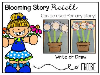 Spring Retell Craft