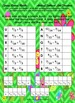 Spring Review Riddle Adding Subtracting Like Fractions Rational Numbers