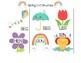 Spring Rhyming Cards (CVC-Short Vowel)