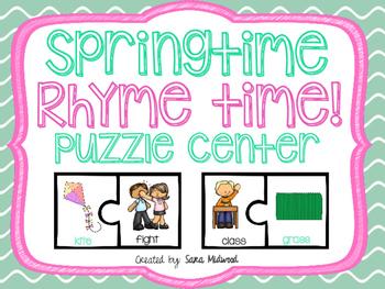 Spring Rhyming Center
