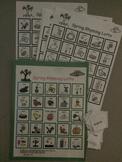 Spring Rhyming Lotto Game