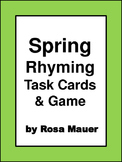 Spring Poetry Game